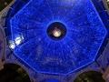 Cupola galleria Vittorio Emanuele luminare Natale 2014