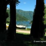 Scorcio del Lago di Lugano da Melide