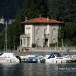 Villa sulle sponde del lago a Porto Ceresio