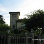 Villa antica sulle rive del Lago di Lugano
