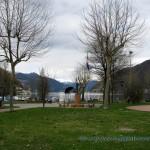 Giardini pubblici di Brusimpiano