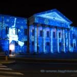 Teatro Sociale di Como illuminato per Natale 2010