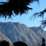 Monte Generoso visto da Maroggia