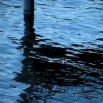 Riflessi nel lago di Lugano
