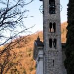 Campanile della chiesa di Maroggia