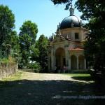 Cappella lungo la Via Crucis del Sacro Monte di Varese