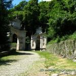 Fontana lungo il viale del Sacro Monte di Varese