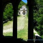 Salita della Via Crucis del Sacro Monte di Varese