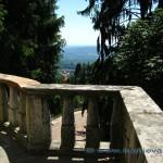 Scorcio del Lago di Varese dal Sacro Monte