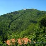 Campo Dei Fiori visto dal Sacro Monte di Varese