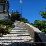 Ristorante sulla cima del Sacro Monte di Varese
