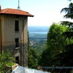 Lago di Varese visto da Santa Maria del Monte