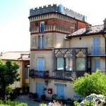 Villa sulla cima del Sacro Monte di Varese