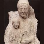 Museo Baroffio - Madonna - Domenico e Lanfranco