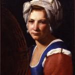 Museo Baroffio - Michael Sweerts - Zingara con tamburello