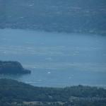 Lago Maggiore visto dal Forte di Orino